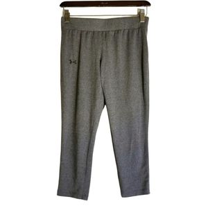 UNDER ARMOUR Capri Heat Gear Fitted Grey Small